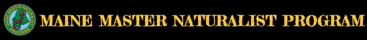 Maine Master Naturalist Program